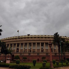 Congress decries Narendra Modi's comments on Sonia Gandhi, disrupts both Houses of Parliament