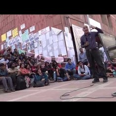 'There must be different ways of being Indian and feeling Indian': Professor Achin Vanaik's lecture at the JNU teach-in