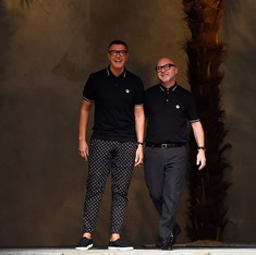 Dolce & Gabbana put same-sex parents on handbags as Italy debates LGBT rights