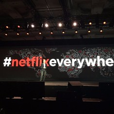 Will urban India choose Netflix over English film and entertainment TV channels?