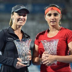 After 14 titles in 16 months, Sania Mirza and Martina Hingis call off their partnership. But why?