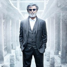 When was Rajinikanth first anointed 'Superstar'?