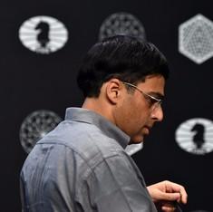 Viswanathan Anand goes down to Anish Giri in the Altibox Norway Chess tournament