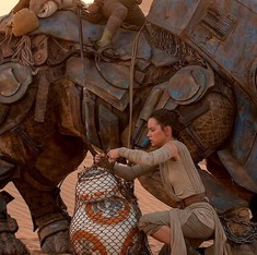 Will 'Star Wars: The Force Awakens' be what Santa Claus ordered?