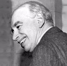 John Maynard Keynes: Great economist, poor currency trader