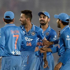 Cricket: India grab No 1 ranking ahead of the ICC World T20 tournament
