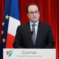 Brexit: Francois Hollande says Britain cannot delay or cancel its departure from the EU