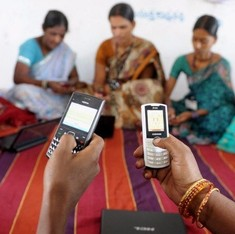 All mobile phones to have a panic button from January 2017 for women's security