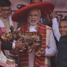 Development, development, development: Modi makes a pitch in Kokrajhar