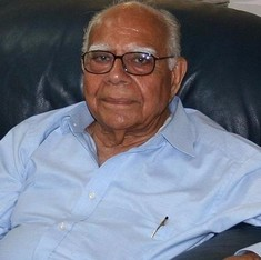 Rajya Sabha MP Ram Jethmalani hospitalised: Reports