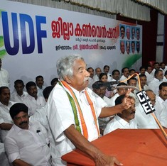 As Kerala polls turn into a triangular contest, the two major players are fearing the minnow