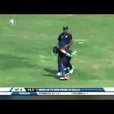 Left, right or both? India's first ambidextrous cricketer Akshay Karnewar can bowl with either arm