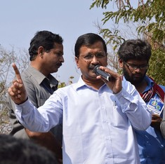 AAP says Narendra Modi is scared after two of its MLAs are arrested in one day