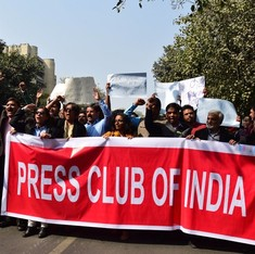 Supreme Court has set a bad precedent by limiting journalists at JNU student's hearing