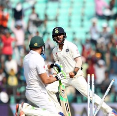 Cricket: Nagpur pitch receives official warning from the ICC