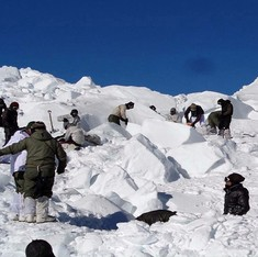 Body of soldier buried in Kargil avalanche found