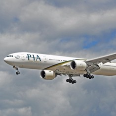 Pakistan airline investigating reports that aircraft carried seven extra passengers in aisle