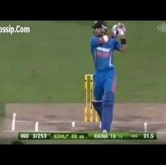 Flashback to this day in Hobart 2012, when Virat Kohli played his finest ODI knock