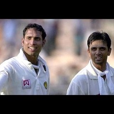 Video: Reliving the epic Laxman-Dravid partnership in the unforgettable Kolkata Test