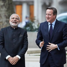 Britain will support India's membership to NSG, David Cameron assures Narendra Modi