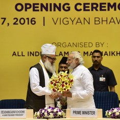 The Daily Fix: At the World Sufi Forum, Modi speaks of Islam, but also of terror