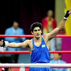 Vijender Singh clinches fourth straight professional boxing knockout win