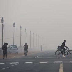 Going by air pollution data, early morning exercise isn't a good idea in these four metros