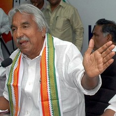 Resignation of Congress' Kerala chief gives high command a chance to mend ties with Oommen Chandy