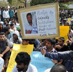 Like Bhagat Singh, will Rohith Vemula's death serve a higher purpose?