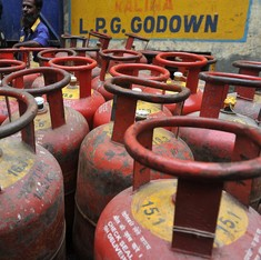 Price of subsidised LPG hiked by Rs 2.07, jet fuel rates slashed by 3.7%