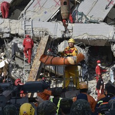 Taiwan earthquake: Toll reaches 114 as rescue efforts end