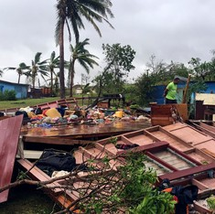 India offers $1 million in assistance to cyclone-hit Fiji as toll rises to 29