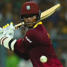 World Twenty20: West Indies hit four sixes in the final over to win title