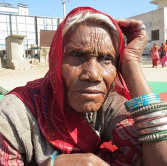 How a blue ration card has threatened the survival of Rajasthan's poorest