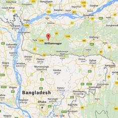 Two killed in blast at Meghalaya market
