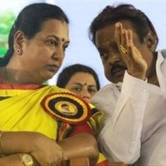 Tamil Nadu polls: DMDK chief Vijayakanth's  wife booked for asking people to accept money for votes