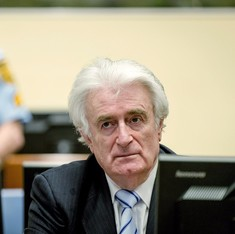 Former Serb leader sentenced to 40 years in prison for Bosnia genocide