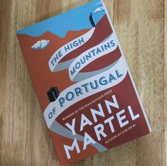 This time, a chimpanzee: Why Yann Martel's new novel fails to surprise