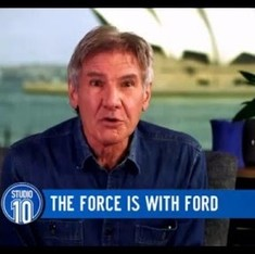 Watch Harrison Ford's epic takedown of Republican Presidential candidate Donald Trump
