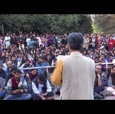 People are not born with an inherent sense of nationhood: watch Professor Nivedita Menon's open lecture on nationalism at JNU