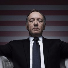 Kevin Spacey dropped from 'House of Cards'