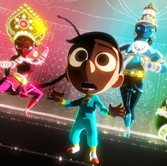 Pixar animated short film 'Sanjay's Super Team' gets nominated for Oscars