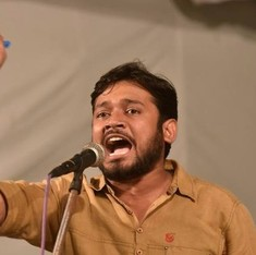 'We have complete faith in the constitution': Watch Kanhaiya Kumar's speech hours before his arrest