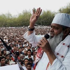 Assam: AIUDF chief Badruddin Ajmal apologises for threatening to smash journalist's head