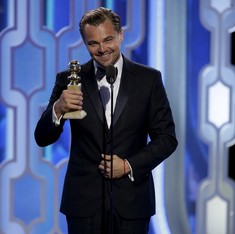 Golden Globes: 'The Revenant' takes Best Drama Film, Leonardo DiCaprio wins Best Actor