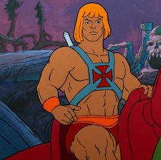 The DD Files: By the power of Gray Skull, we haven't forgotten He-Man