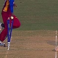 ICC U-19 World Cup: West Indies 'mankad' Zimbabwe to enter quarter-finals