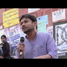 'The BJP will fight the UP elections on the JNU issue': Watch Kanhaiya Kumar respond to detractors