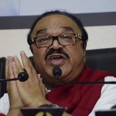 Maharashtra Sadan scam: Chagan Bhujbal's family served eviction notice by the Enforcement Department