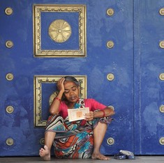 Without Walls: A photo exhibition explores the lives of homeless women in Mumbai